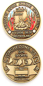 Example Geocoin